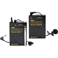 Azden Azden Vhf Wireless Lapel Micsystem Mic System (Pro Sound & Entertainment / Microphones)