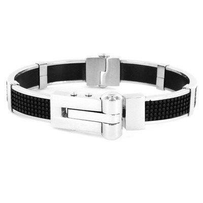 Textured Design Bracelet