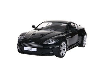 RASTAR 42500 1:14 4 Channel Remote Control Aston Martin DBS Coupe RC Car with Light (Black) + Worldwide free shiping