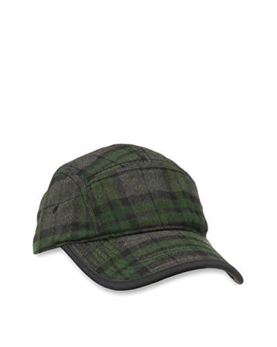 Ben Sherman Men's Tonal Check Cap