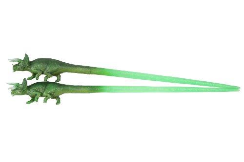 Dinosaur Triceratops Chopsticks - 1