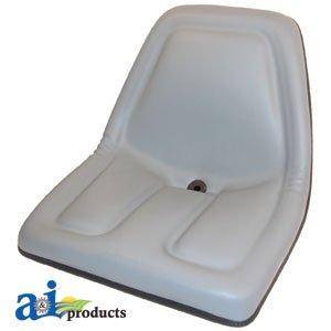 Michigan Style Seat; w/o Slide Track; GRY