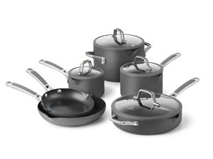 Calphalon Easy System Nonstick 10 Pc Pot and Pan Set