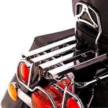H-D Chrome Four-Channel Luggage Rack 53341-97A
