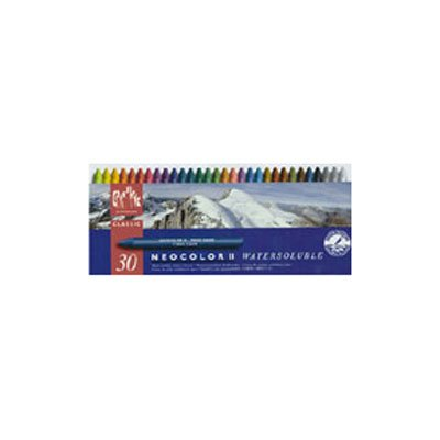 Caran D'Ache Neocolor II 30 Watersoluble Crayon 