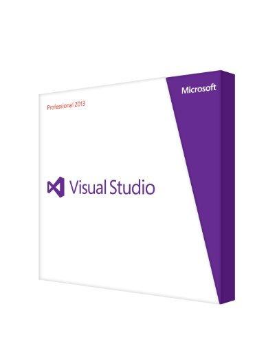Microsoft Visual Studio Pro 2013 English VUP