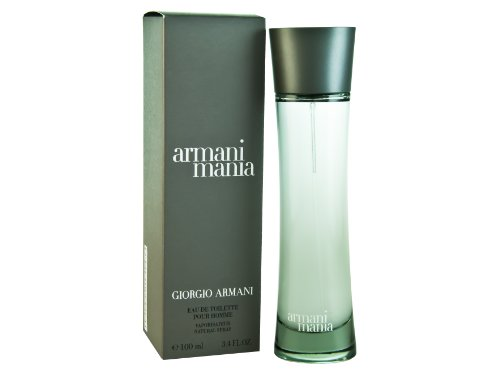 Giorgio Armani Mania Men Eau De Toilette 100ml