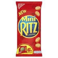 Mini ritz crackers