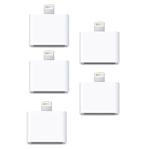 iphone-ipad-converter-30-pin-to-8-pin-adapter-cord-5-pack-connector-cable-white