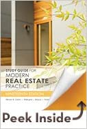 Study Guide for Modern Real Estate Practice, 19th Edition