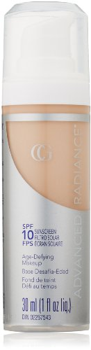 CoverGirl Advanced Radiance Age-Defying Makeup, Ivory 105, 1.0-Ounce