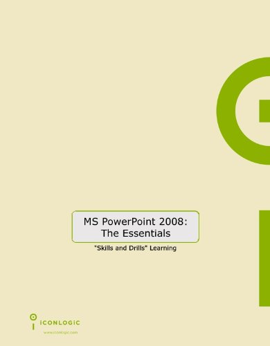 Microsoft PowerPoint 2008 for the Macintosh: The Essentials