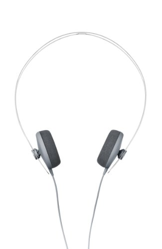 AIAIAI iPod iPhone iPad用【Apple MFi認証取得 マイク/リモコン付き】ヘッドフォン Tracks Headphone with Mic Grey グレイ A05430-P