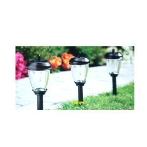 Click to buy LED Outdoor Lighting: Global 10 Pc Solar Pathway Lights from Amazon!