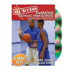 Championship Productions Mike Jones and Alan Stein: All Access Dematha Catholic High... by Championship Productions