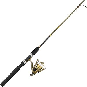 The best rod and reel for redfish for Fishing rod for kids