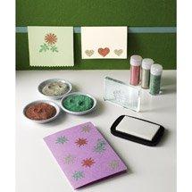 Martha Stewart Glitter Stamp Starter Kit