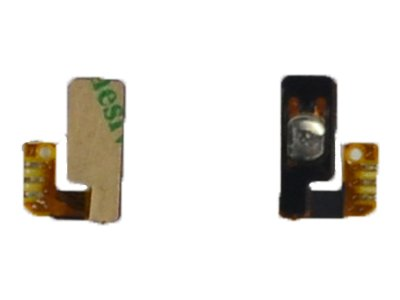 Tasten Modul Flex Power Key An/Aus für Samsung i9100 Galaxy S2 Neu