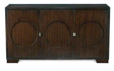 Cheap Brownstone Furniture Wilshire Circle Buffet (WS305)
