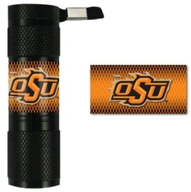 Ncaa Oklahoma State Cowboys Led Flashlight, Small