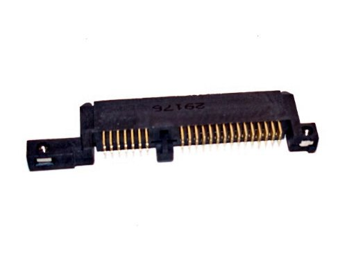 HP PAVILION DV9400 Series Sata Laptop Hard Drive Hdd Connector Interposer Adapter Adattatore Adaptateur by LaptopScrewsDirect