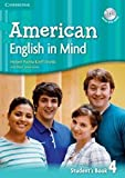 img - for American English in Mind Level 4 Student's Book with DVD-ROM book / textbook / text book