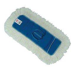 Zoom Supply Rubbermaid Dust Mop Head, Commercial-Grade Rugged White Rubbermaid Gym Dust Mop Head 36\
