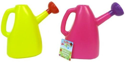 Garden Bugs - Children's Watering Can - Pink