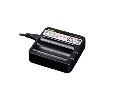 Fenix-Flashlights-by-LightMen-18650-Battery-Charger-(Fenix-2-Bay-Charger-For-AREC1)