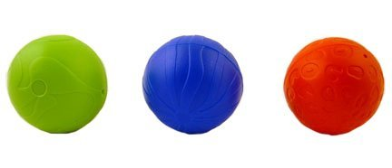 Fisher Price Sit to Stand / Playzone Replacement Balls - Set of 3