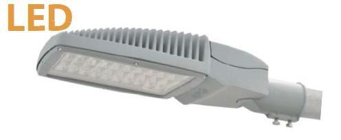 Neptun Light Led-451040-Unv 40 Watt 40W Led Kometa Cobra Head Roadway Street Light Fixture 120V-277V - 5 Year Warranty