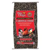 Wild Delight 376300 Cardinal Wild Bird Paper Food Bag, 30-Pound