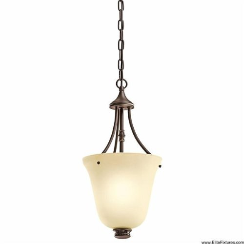 One Light Foyer Fixture