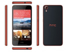 HTC Desire 628 (Sunset Blue, 32 GB)