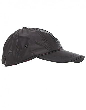Hackett Men's Nylon Cap OS Black