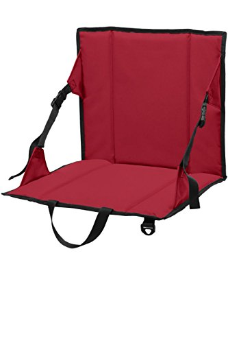 Port Authority furniture Stadium Seat OSFA Red