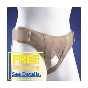 Soft Form Hernia Support Belt