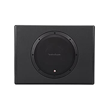 Rockford Fosgate P300-10 Punch Powered Loaded 10 Subwoofer Enclosure