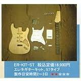 オリジナルエレキギターST製作キット