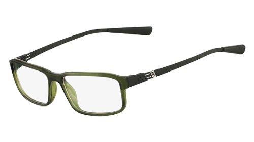 NikeNIKE Eyeglasses NK 7105 DARK GREEN 300 NK7105