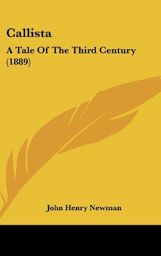 Callista: A Tale of the Third Century (1889)