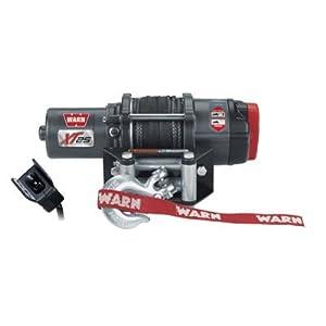 WARN 75500 XT25 Extreme Terrain 2500-lb Winch by Warn