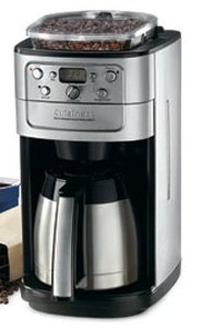 Cuisinart Fully Automatic Burr Grind & Brew ThermalTM