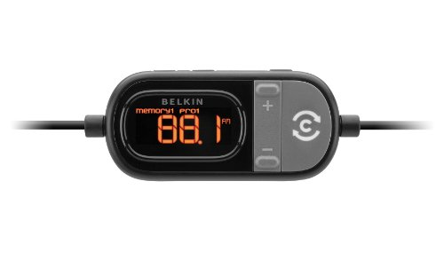 Belkin Tunecast FM Transmitter for Apple iPod Touch, Apple iPhone 4S