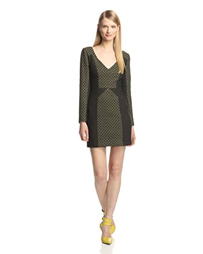 Rebecca Minkoff Women's Harriet Jacquard Dress  [Comet]