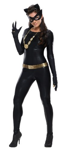 Rubie's Costume Grand Heritage Catwoman Classic TV Batman Circa 1966 Costume