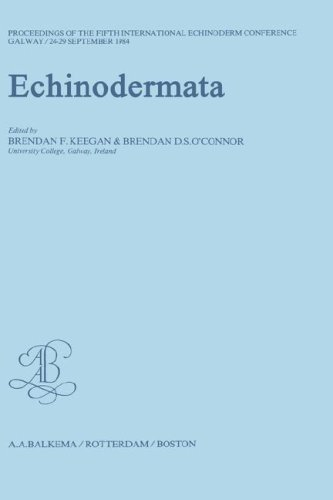 Echinodermata: Proceedings Of The Fifth International Echinoderm Conference, Galway, 24-29 September 1984
