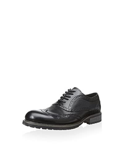 Steve Madden Men's Persey Wing Tip Casual Oxford
