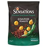 Walkers Sensations Chinese Szechuan Pepper Coated Peanuts 155G