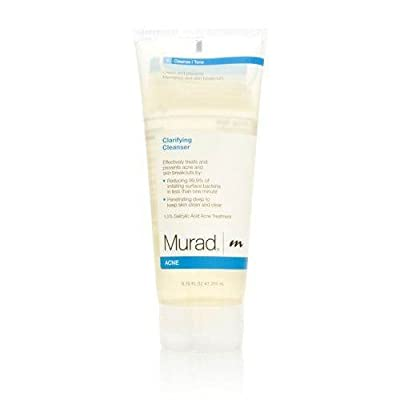 Murad Clarifying Cleanser Facial Cleansing Gels